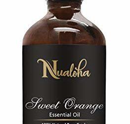 Brazilian Sweet Orange Essential Oil