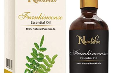 Frankincense Essential Oil (118ml) – Boswellia Serrata, 100% Pure, Natural Undiluted, Therapeutic Grade for Aromatherapy, Relaxation, Anti Aging Skin Therapy